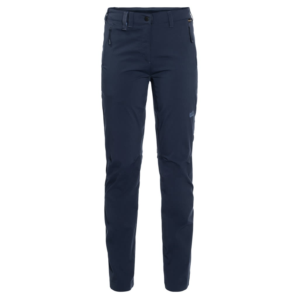 Jack Wolfskin Activate Light Pants Blau, Female Hose, 44