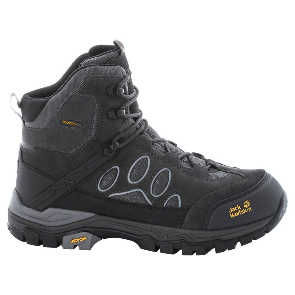 Jack Wolfskin M Impulse Texapore O2+ Mid | Größe EU 39.5 / UK 6 / US 7,EU 47.5