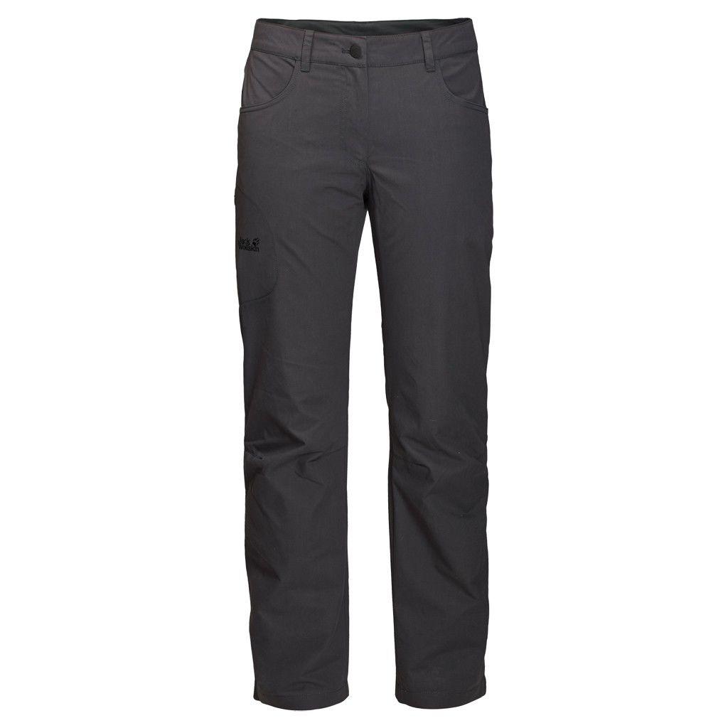Jack Wolfskin W Rainfall Pants | Größe 42 | Damen Hose