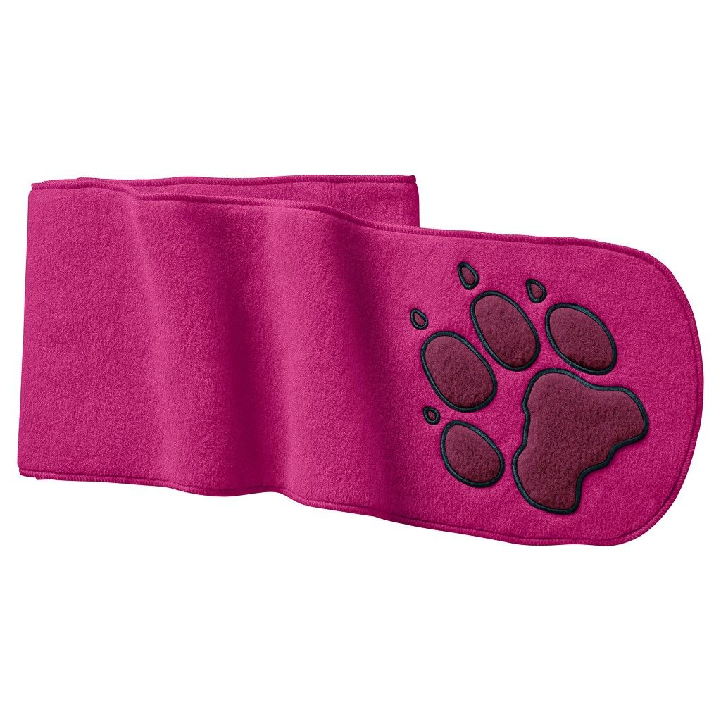 Jack Wolfskin Kids PAW Scarf Lila/Violett, Accessoires, One Size