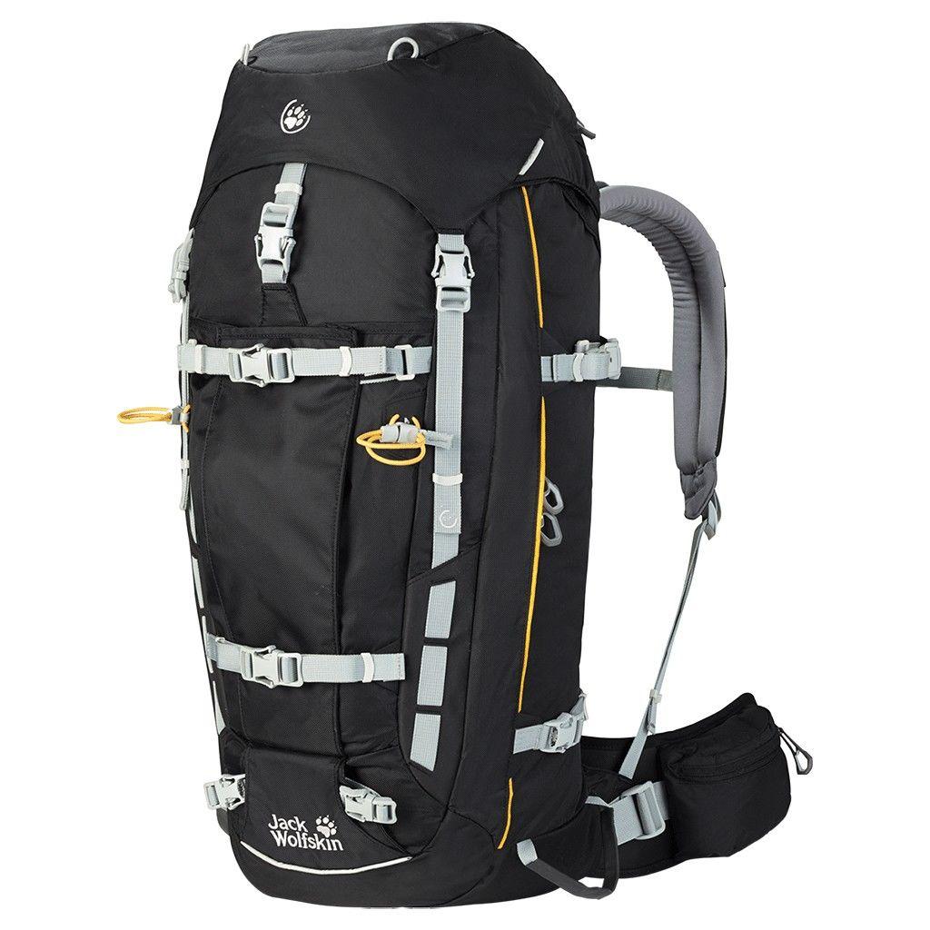 Jack Wolfskin Mountaineer 48 | Größe 48l |  Alpin- & Trekkingrucksack