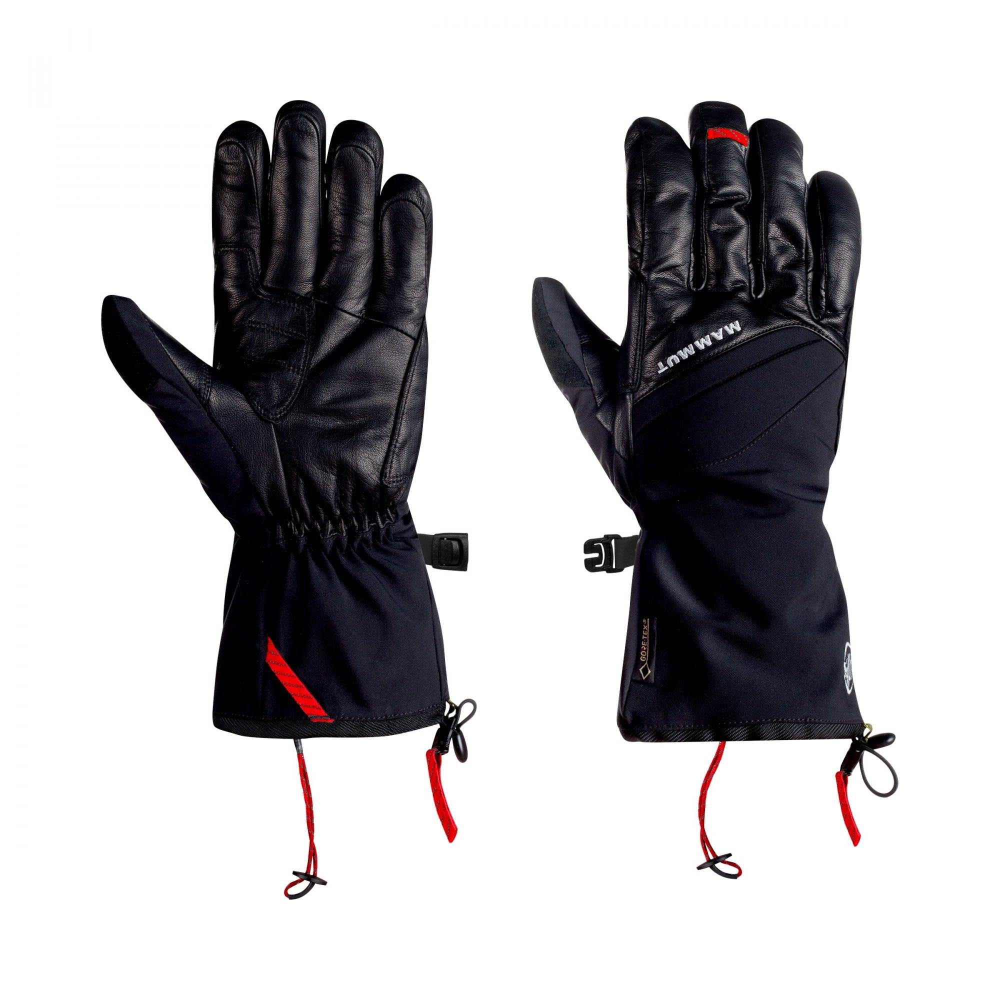 Mammut Meron Thermo 2in1 Glove Schwarz, Gore-Tex® Accessoires, 9
