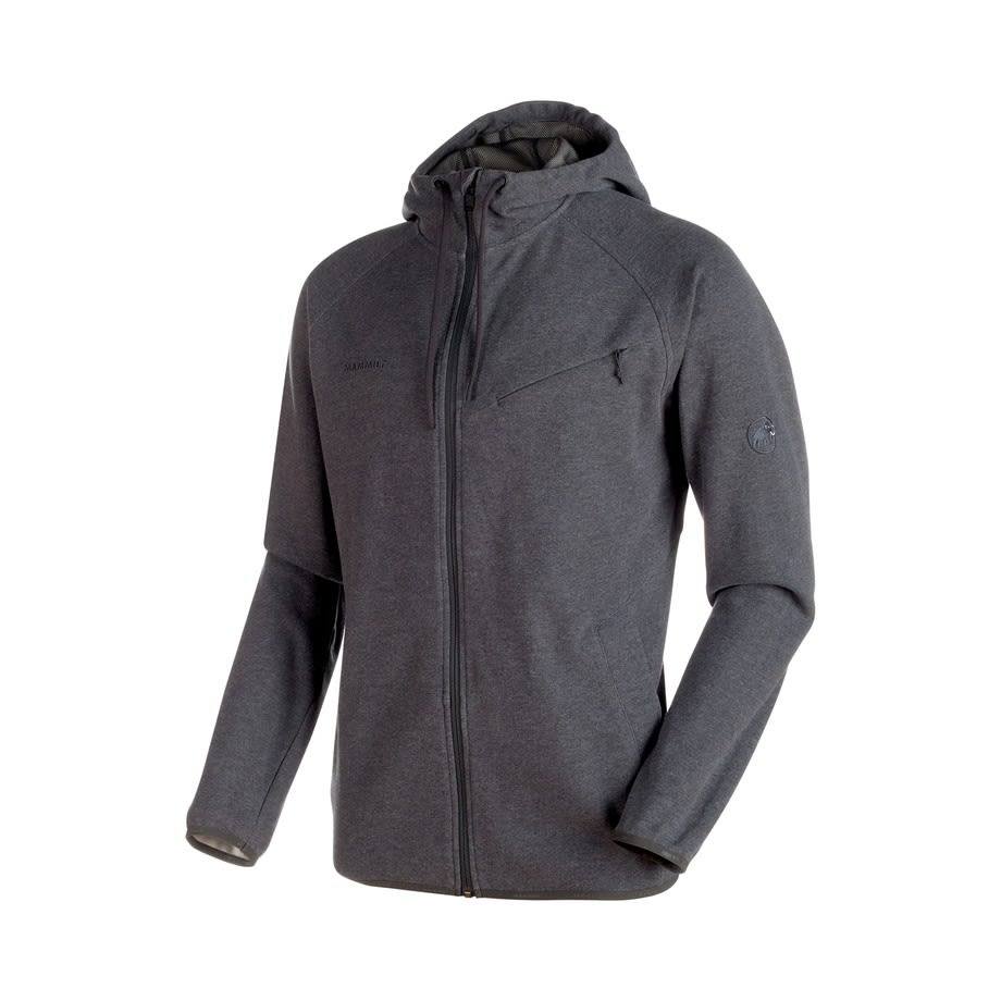 Mammut M Mammut Logo ML Hooded Jacket | Herren Fleecejacke