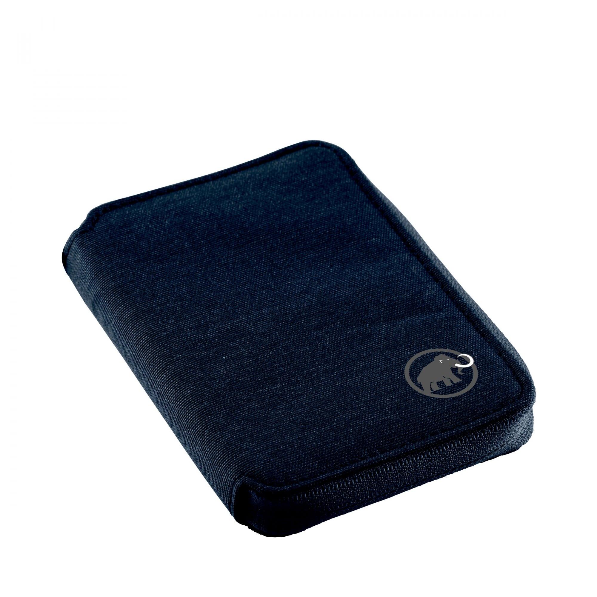 Mammut Zip Wallet Melange | Größe One Size |  Geldbörsen