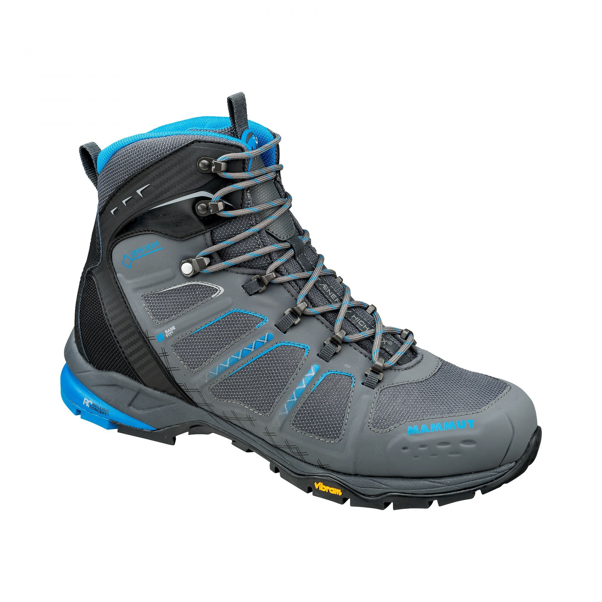 Mammut T Aenergy High Gtx® Grau, Male Gore-Tex® EU 44 -Farbe Graphite -Atlanti