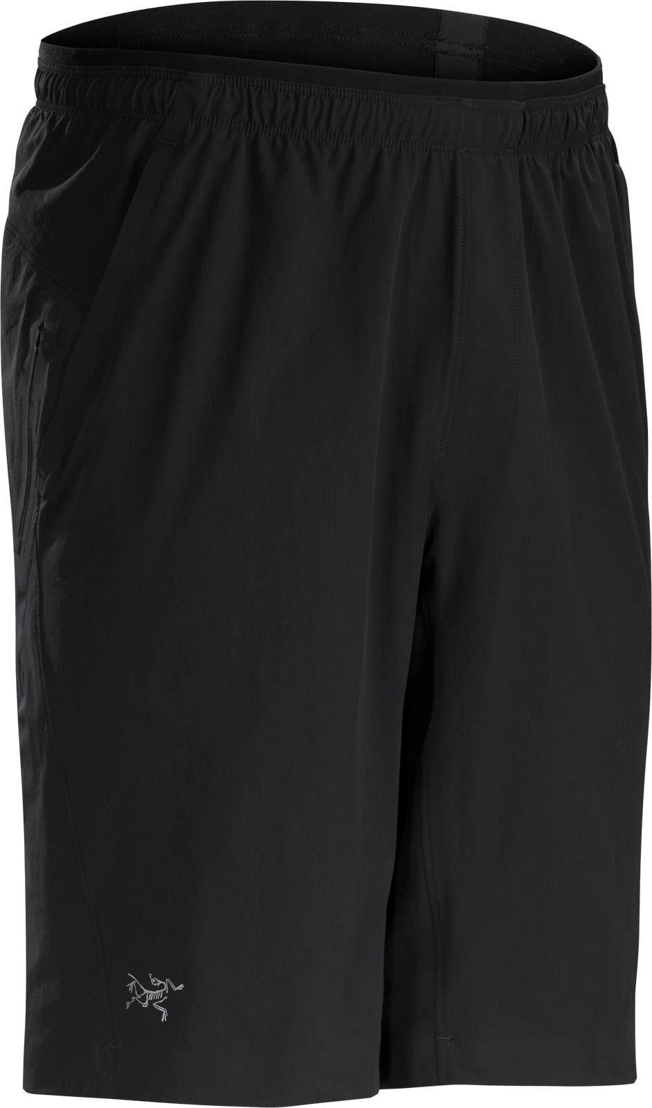 Arcteryx Aptin Short Schwarz, Male Shorts, XL