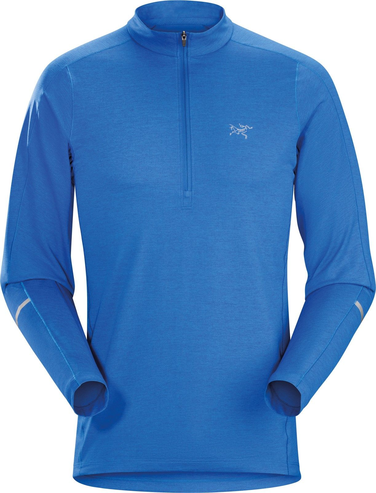 Arcteryx M Cormac Zip Neck Long-Sleeve | Größe S,M,L,XL | Herren Langarm-Shirt