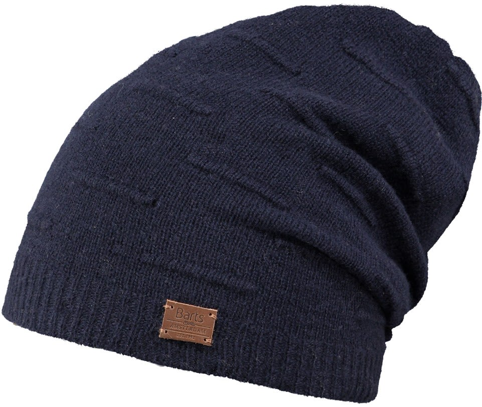 Barts Timber Beanie Blau, Female Accessoires, One Size