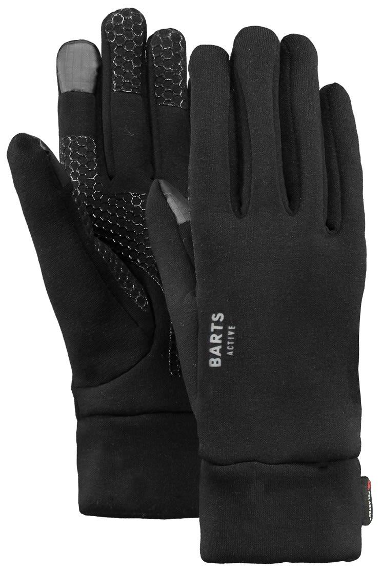 Barts Powerstretch Touch Gloves Schwarz, Accessoires, L/XL