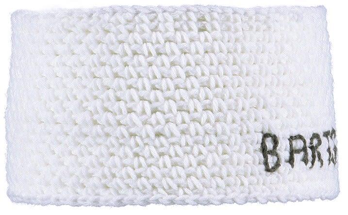 Barts Skippy Headband (Modell Winter 2017) Weiß, Female Accessoires, One Size