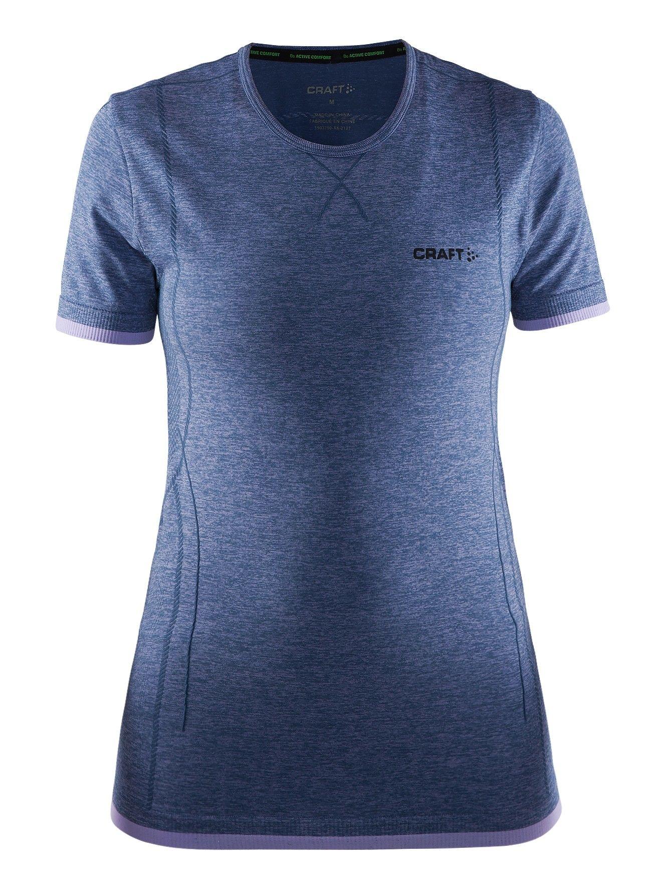 Craft W Active Comfort RN Short-Sleeve | Größe XS,S,M,L,XL | Damen Kurzarm-Shi