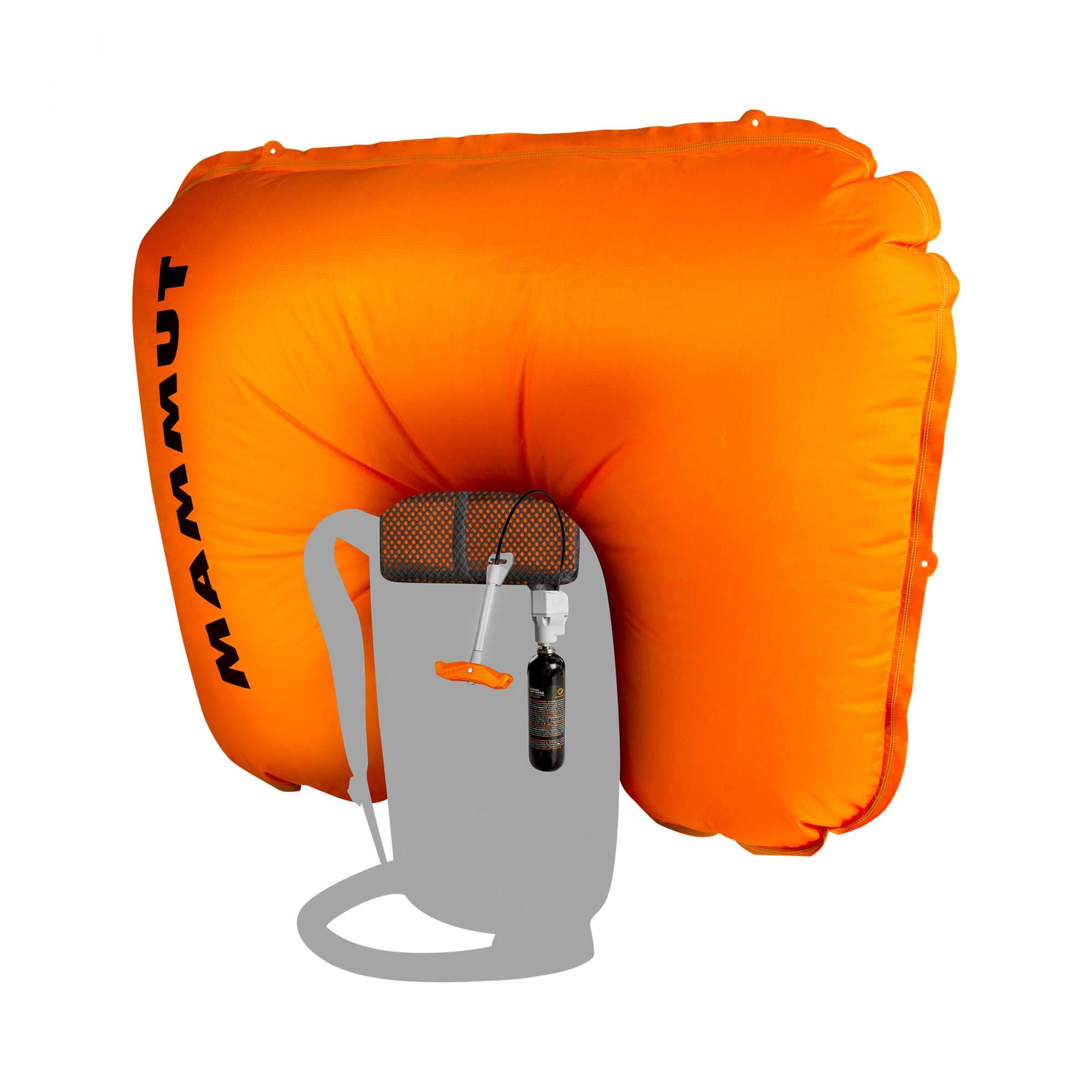 Mammut Removable Airbag System 3.0 | Größe One Size |  Lawinenausrüstungs-Set