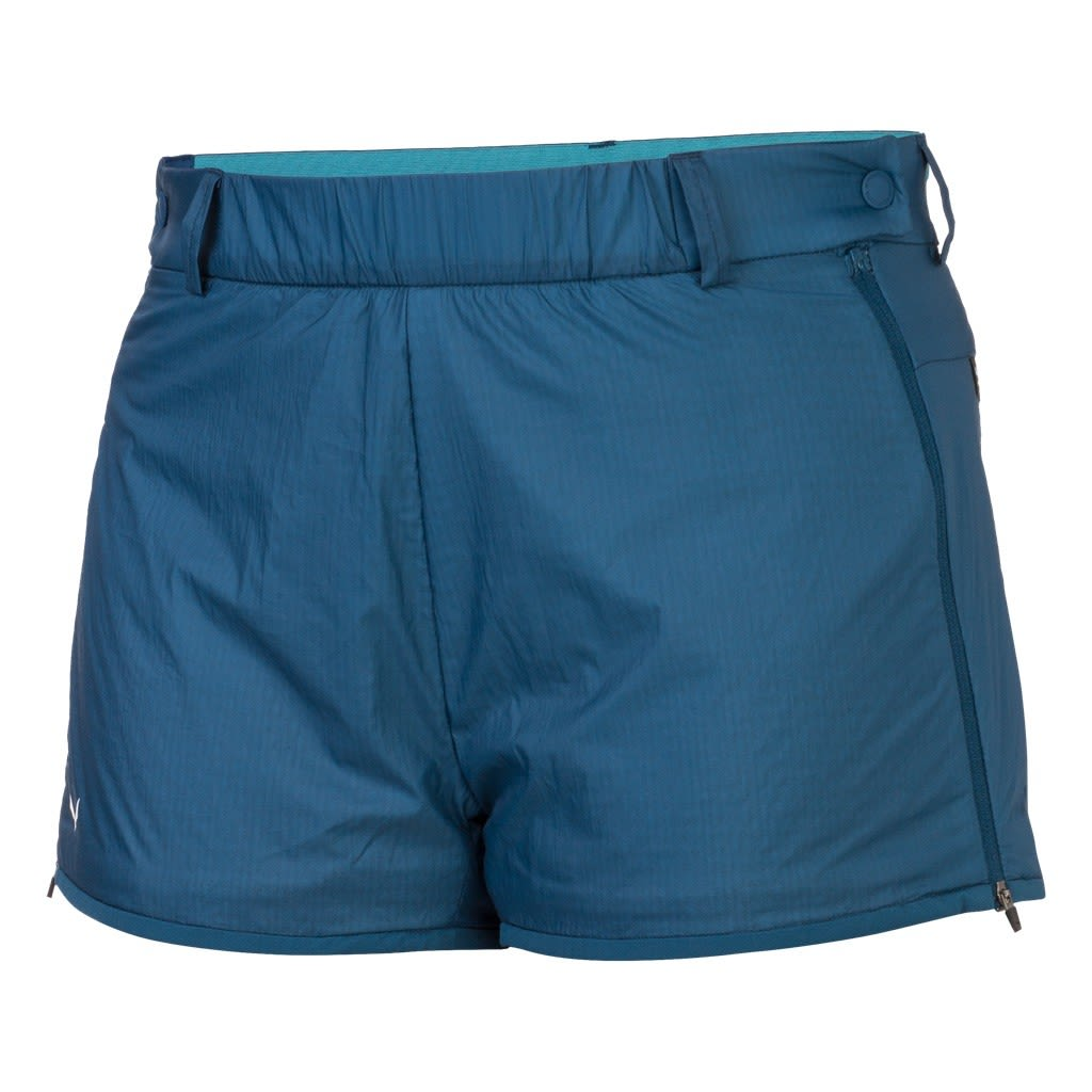 Salewa Pedroc Polartec Alpha Shorts Blau, Female Polartec® Shorts, 36