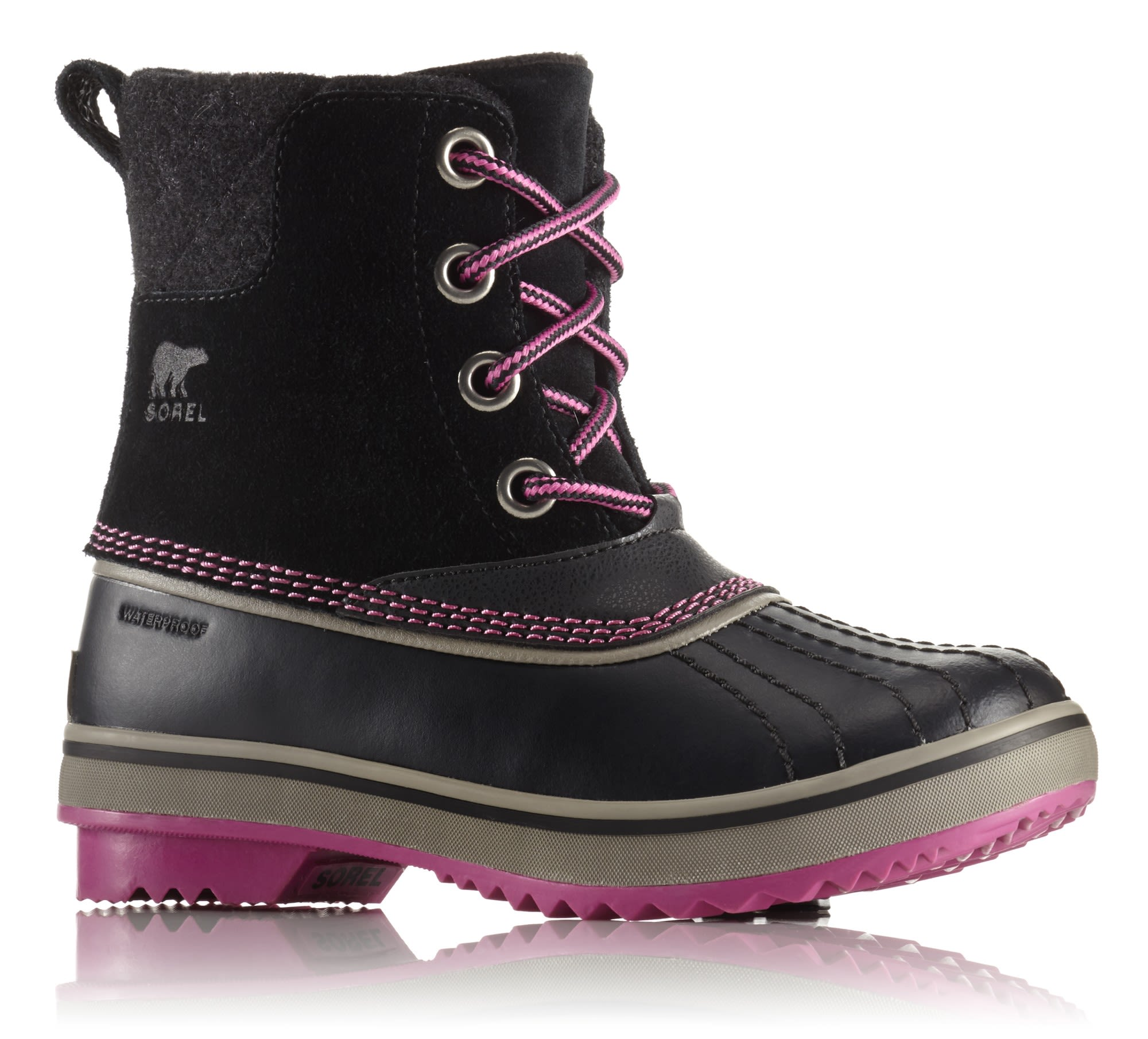 Sorel Youth Slimpack II Lace | Größe US 4 / UK 3 / EU 35,US 4.5 / UK 3.5 / EU