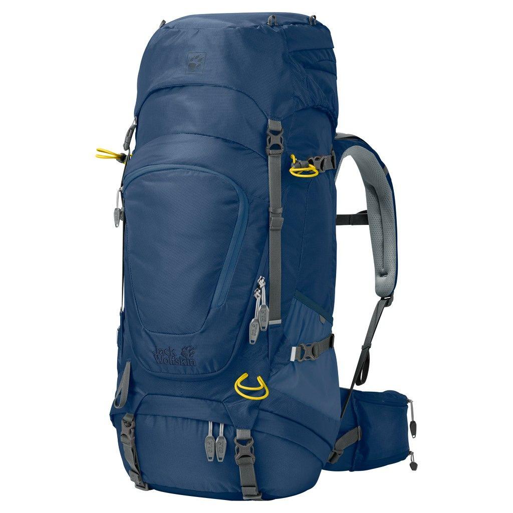 Jack Wolfskin W Highland Trail XT 45 | Damen Alpin- & Trekkingrucksack