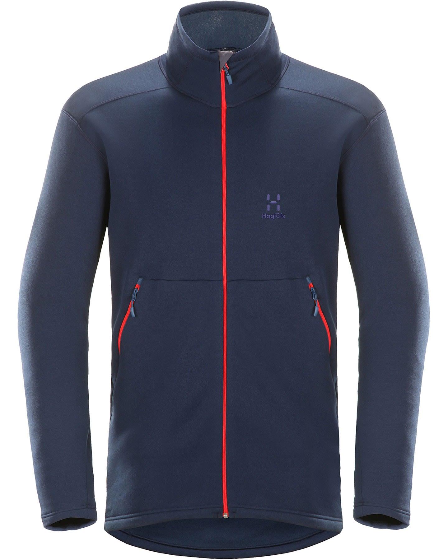 Haglöfs M Bungy Jacket (Modell Sommer 2018) | Herren Langarm-Shirt