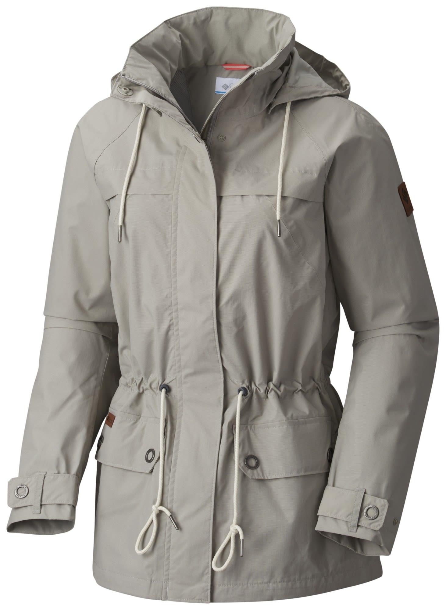 Columbia Remoteness Jacket Grau, Female Freizeitjacke, M