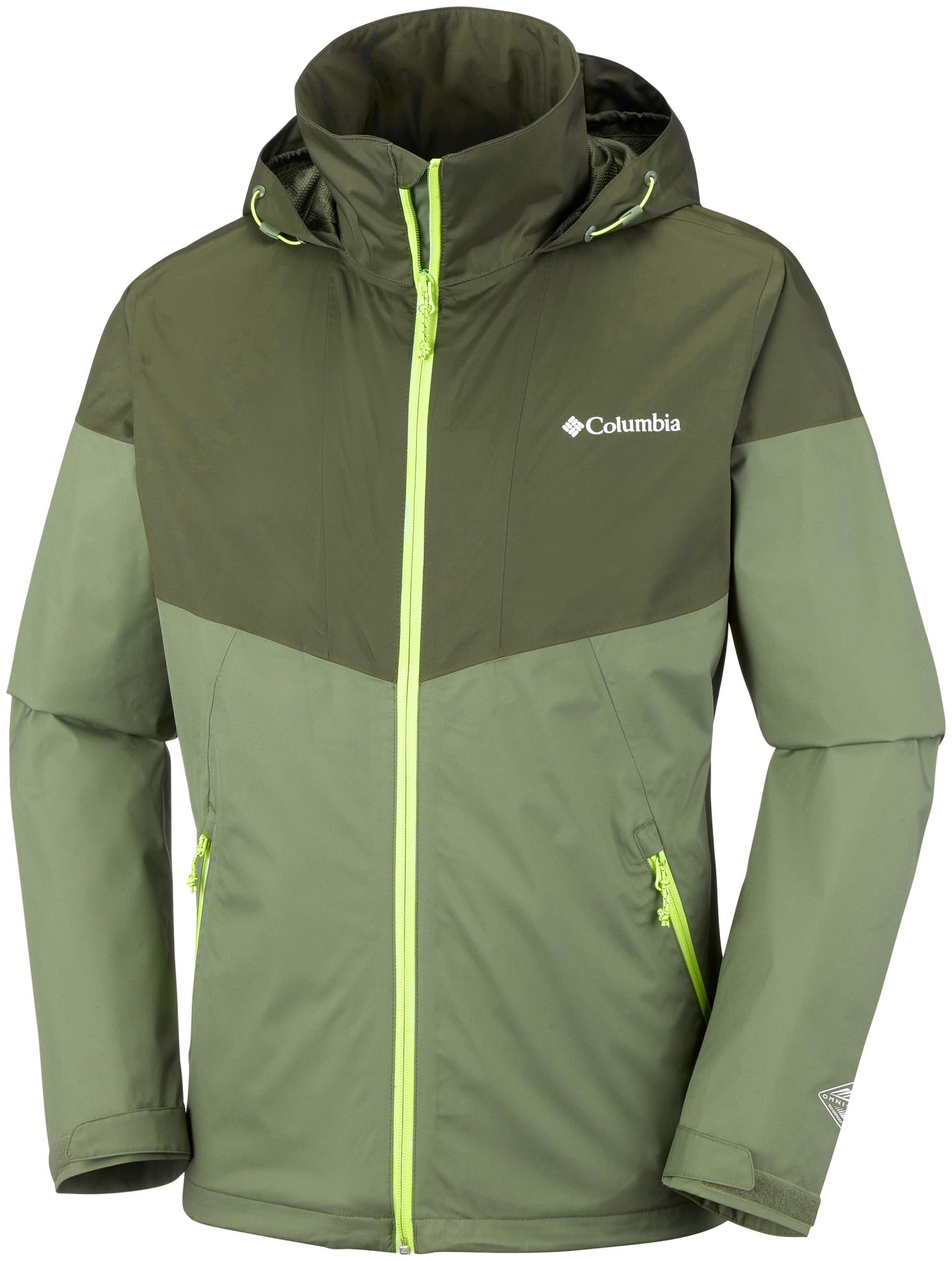 Columbia Inner Limits Jacket Colorblock, Male Freizeitjacke, M