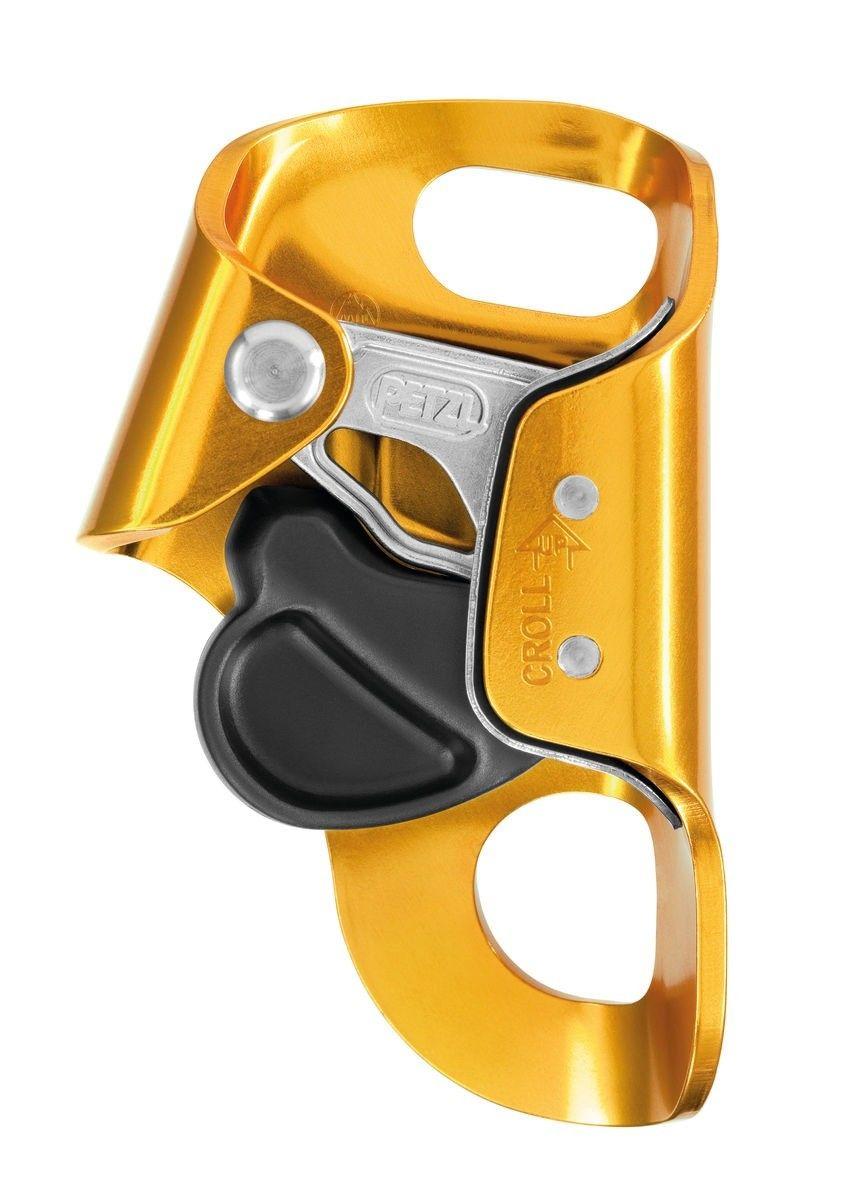 Petzl Croll Orange, Klettern, One Size