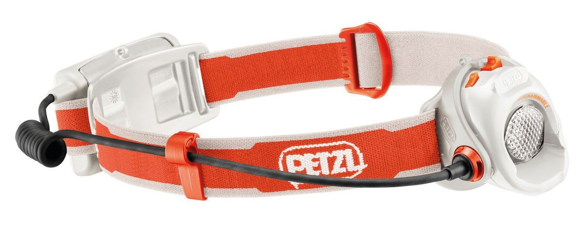 Petzl MYO Weiß, One Size -Farbe Orange -White, One Size