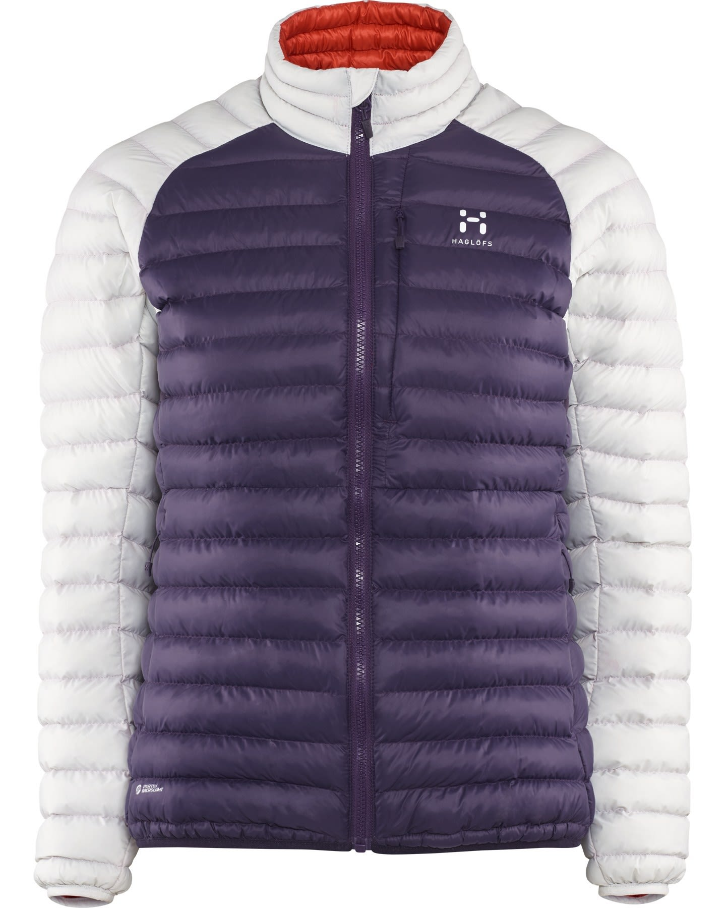 Haglöfs Essens Mimic Jacket (Modell Winter 2018) Weiß, Female Daunen Freizeitj