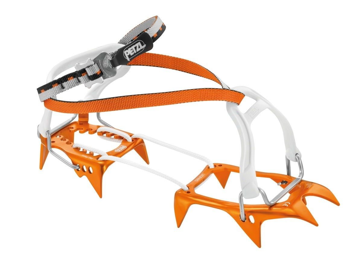 Petzl Leopard Flexlock Orange, One Size -Farbe Orange, One Size