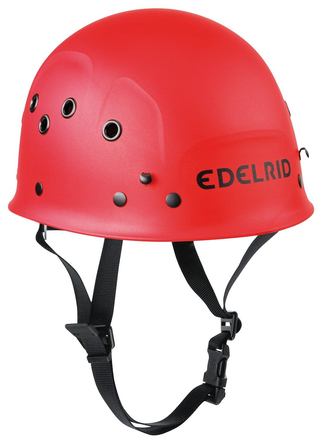 Edelrid Ultralight Junior Rot, Kletterhelm, 48 -58 cm