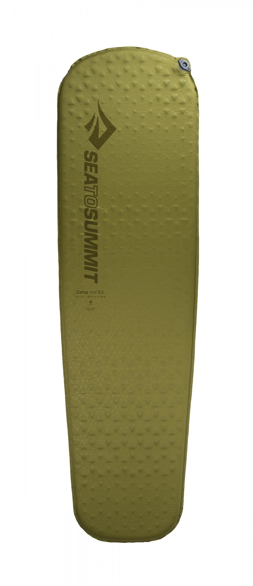 Sea to Summit Camp Mat Self Inflating Regular Grün, 183 cm -Farbe Olive, 183 cm