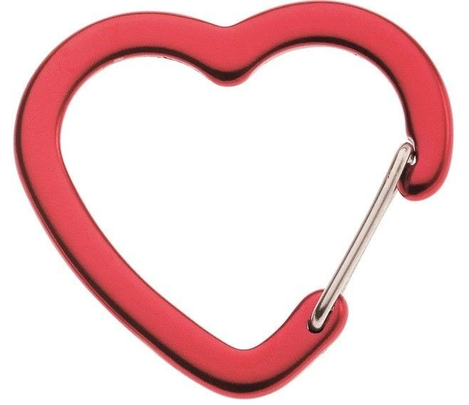 Edelrid Corazon Rot, Klettern, One Size