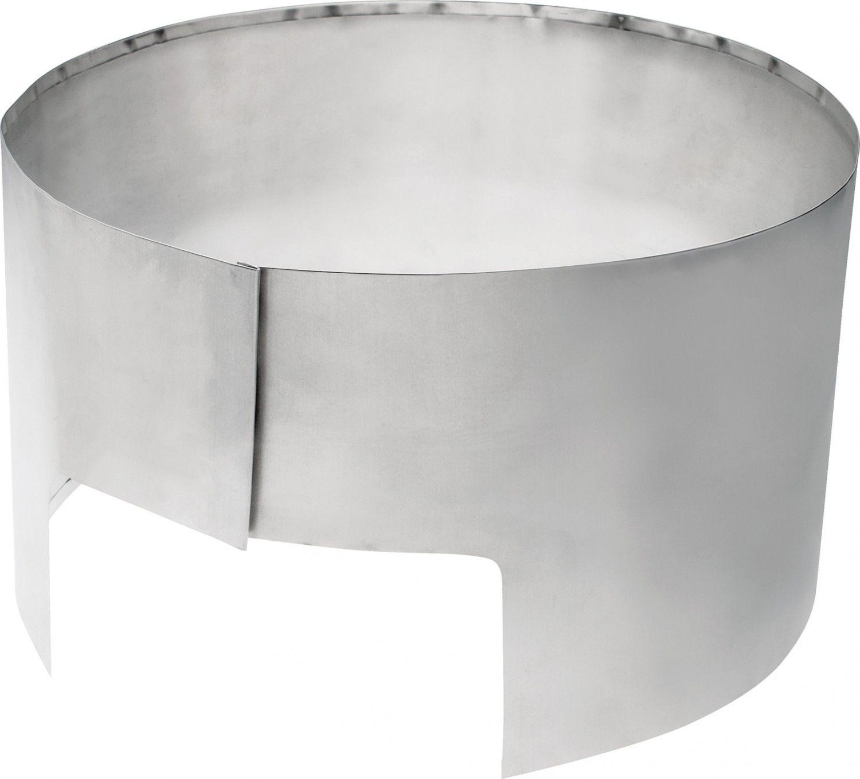 Edelrid Windschutz Lite Grau, One Size -Farbe Silber, One Size