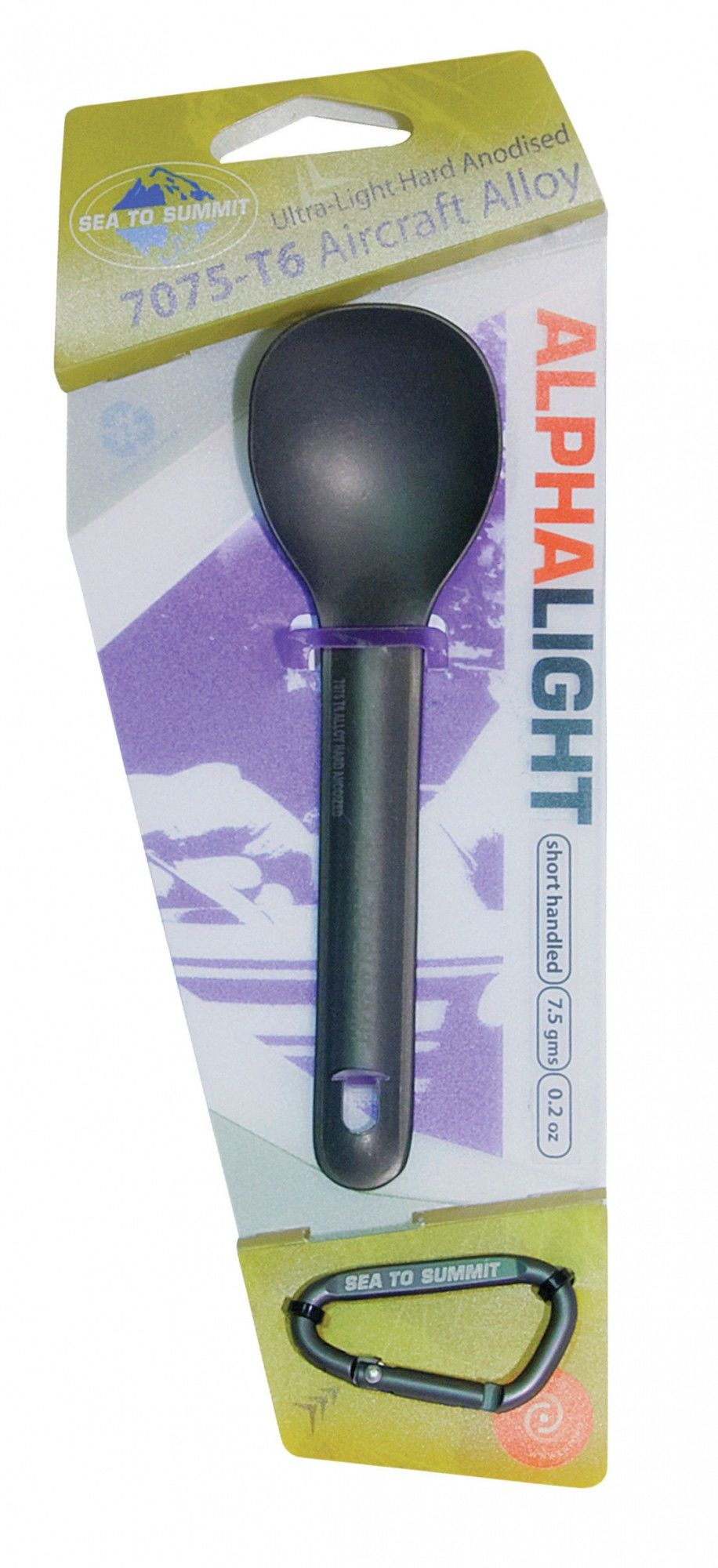 Sea to Summit Alpha Light Short Spoon |  Ausrüstung