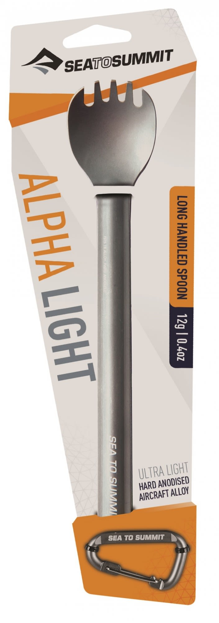 Sea to Summit Alpha Light Long Handled Spork | Größe One Size |  Ausrüstung