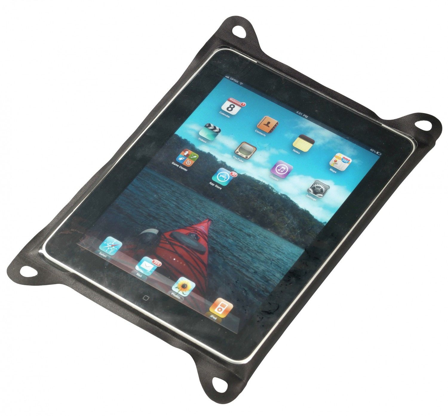 Sea to Summit TPU Case for Small Tablets Schwarz, One Size -Farbe Black, One Siz