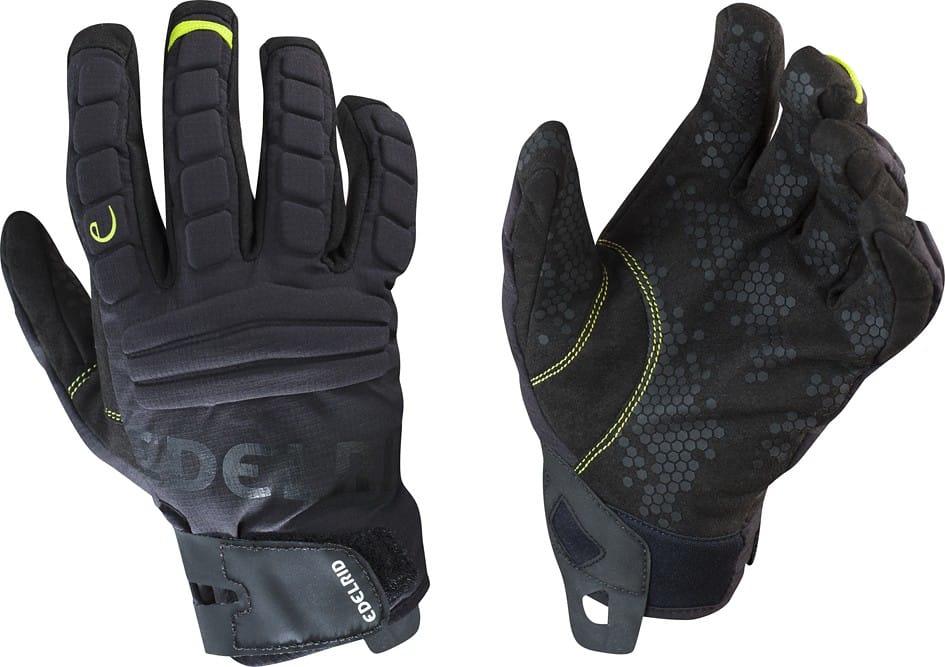 Edelrid Sticky Gloves Blau, Accessoires, XS