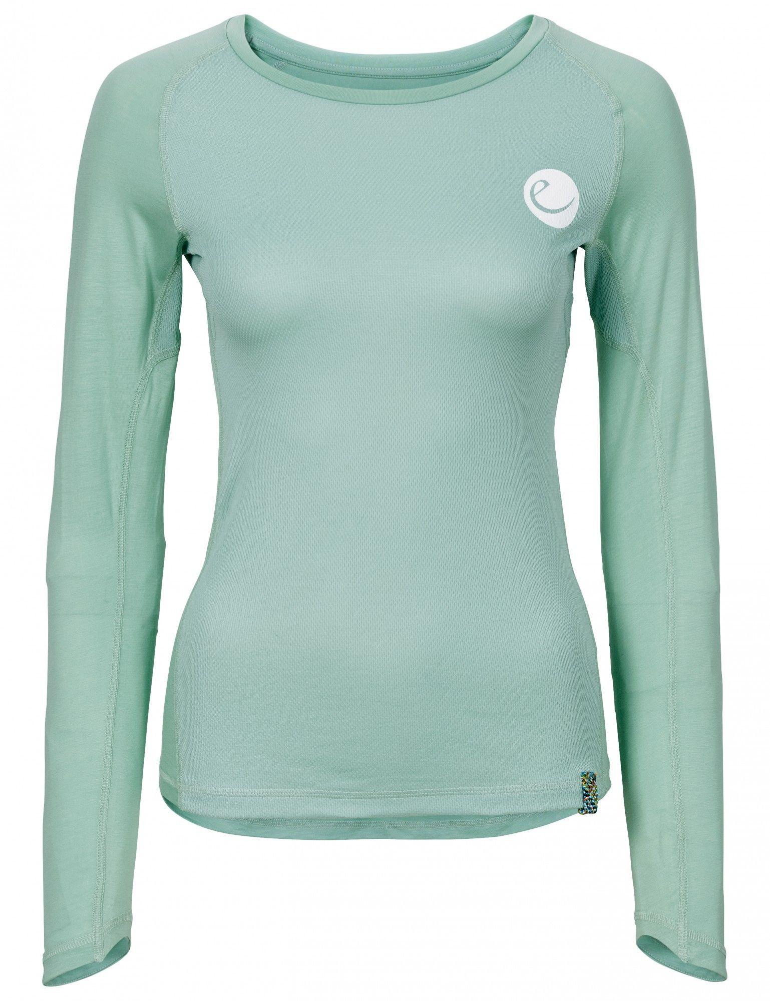Edelrid W Ascender Long-Sleeve | Größe L - 40,XL - 42 | Damen Langarm-Shirt