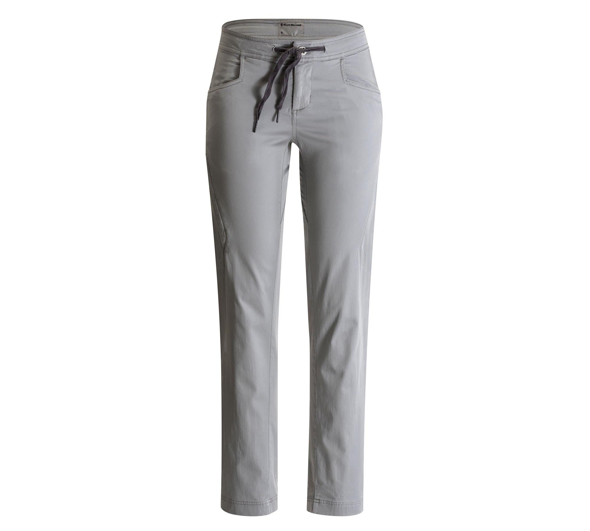 Black Diamond W Credo Pants | Größe 2,4,6,8,10,12 | Damen Hose