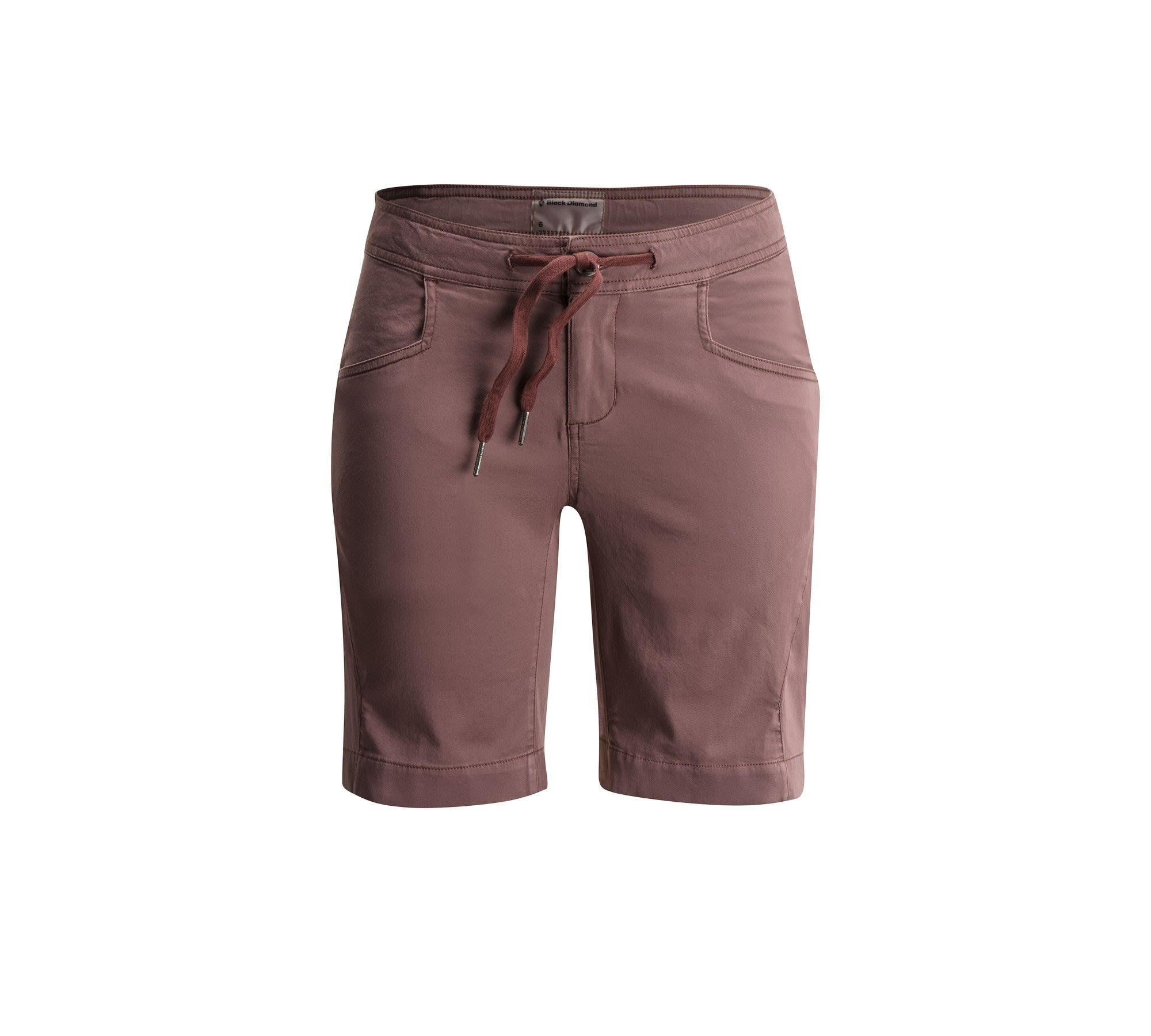 Black Diamond W Credo Shorts | Größe 2,4,6,8,10 | Damen