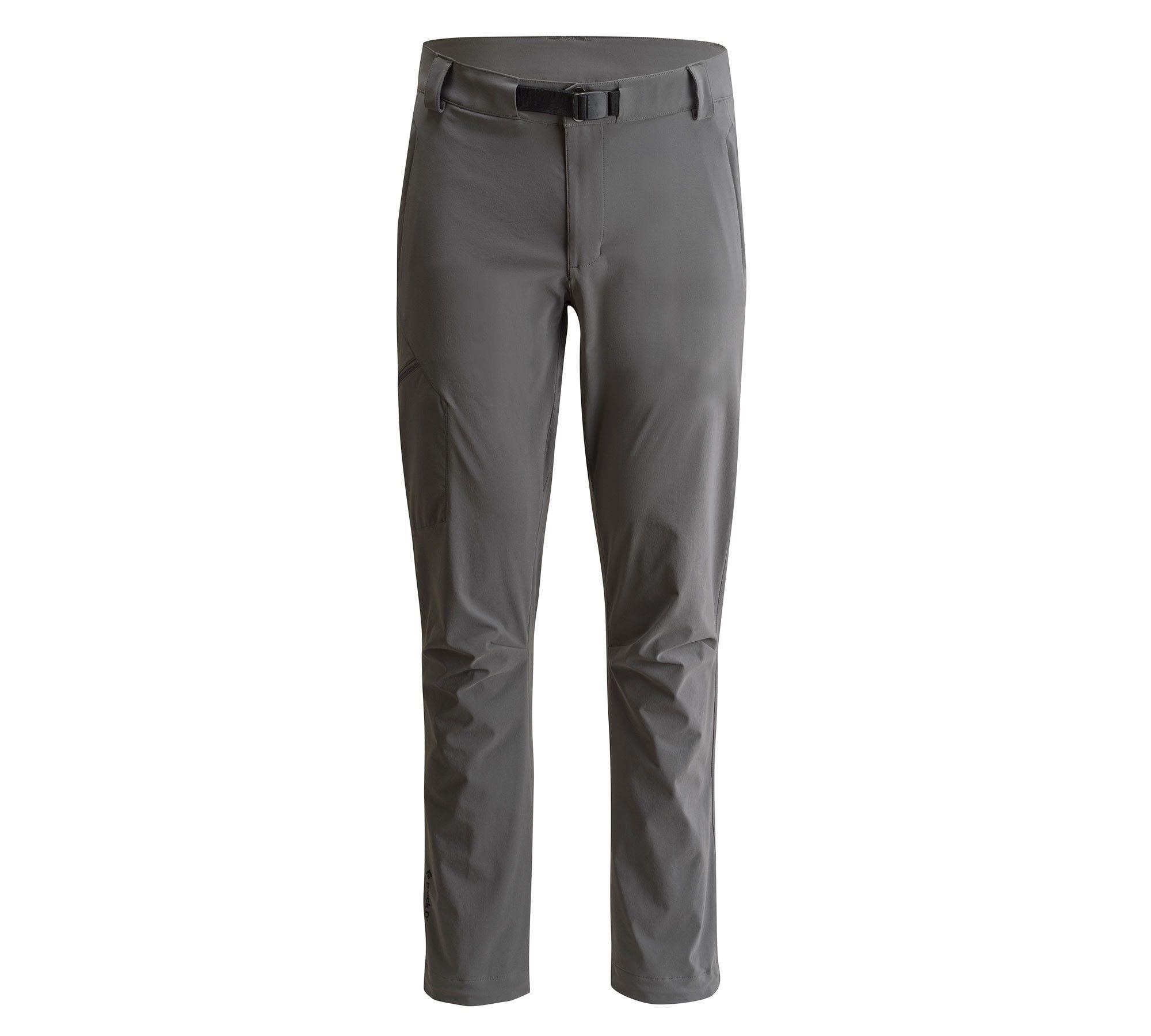 Black Diamond Alpine Pants Grau, Male Hose, L