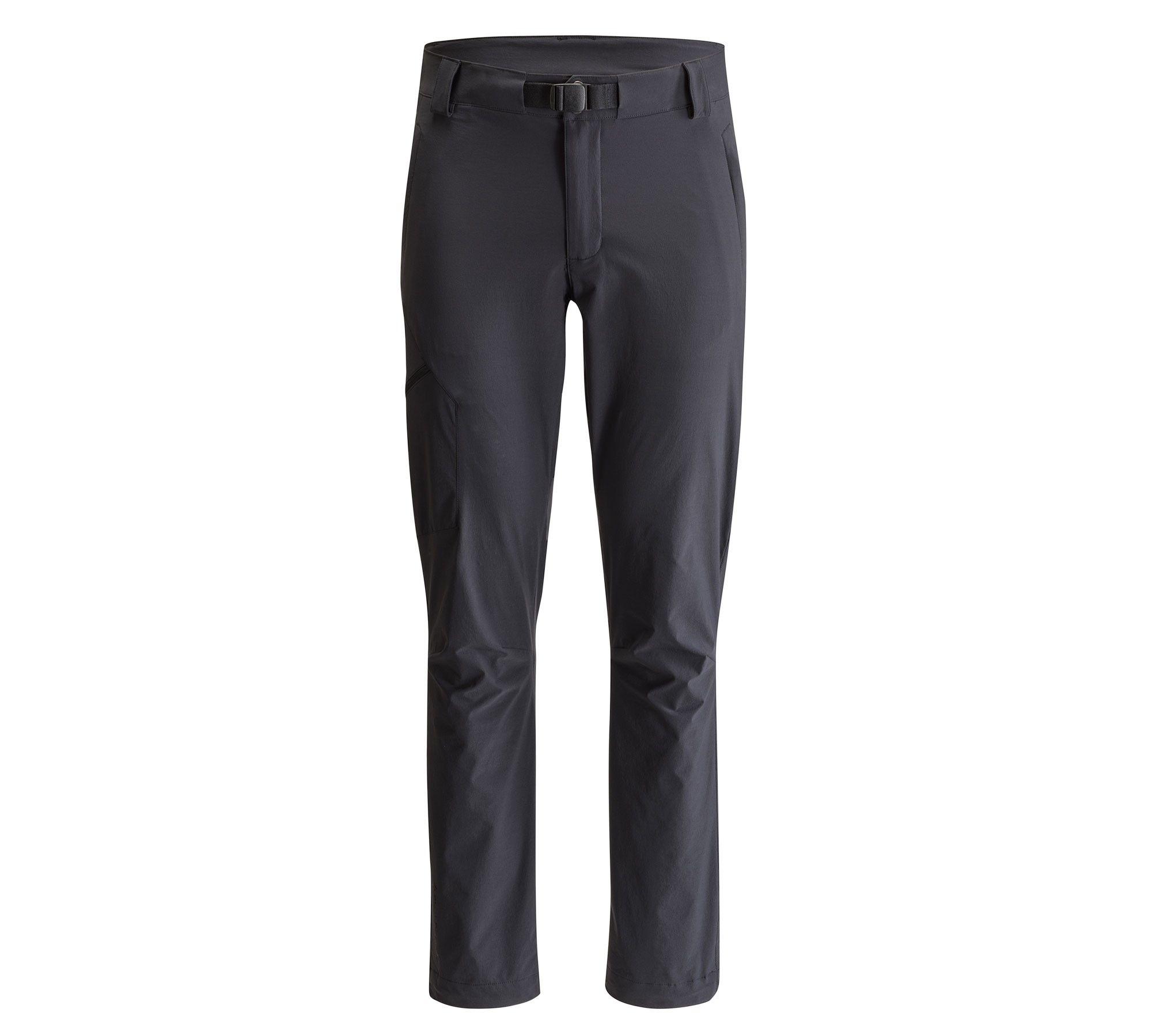 Black Diamond Alpine Pants Grau, Male Hose, M