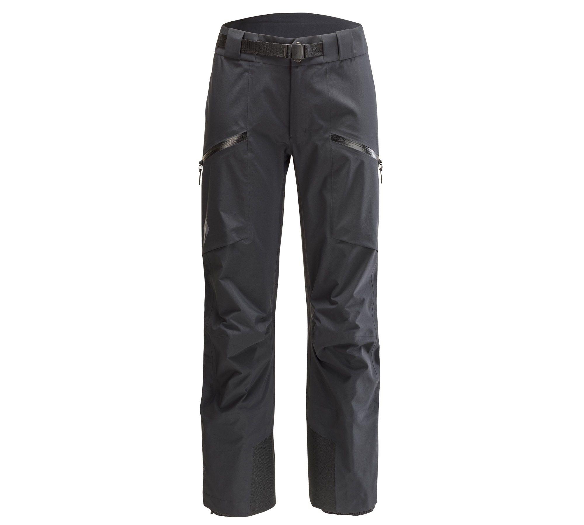 Black Diamond Sharp END Pant Schwarz, Female Gore-Tex® Hose, S