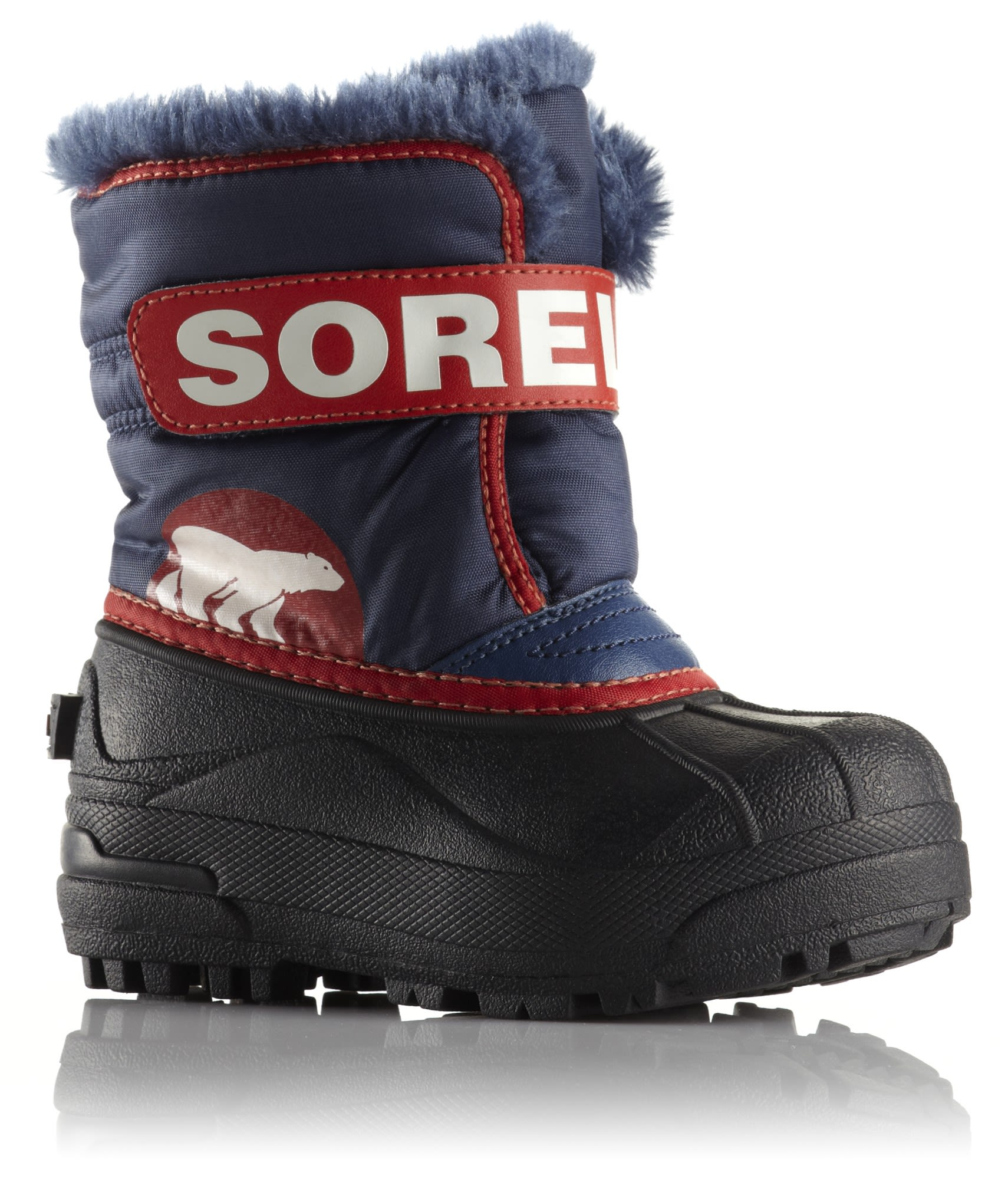 Sorel Kids Snow Commander | Größe US 4 / UK 3 / EU 21,US 5 / UK 4 / EU 22,US 7