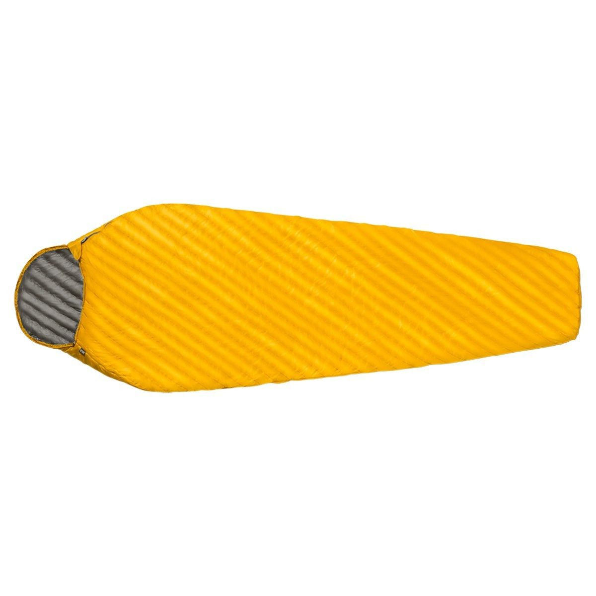 Jack Wolfskin Airflake 0 Large Gelb, 225 cm -RV links -Farbe Burly Yellow XT, 22