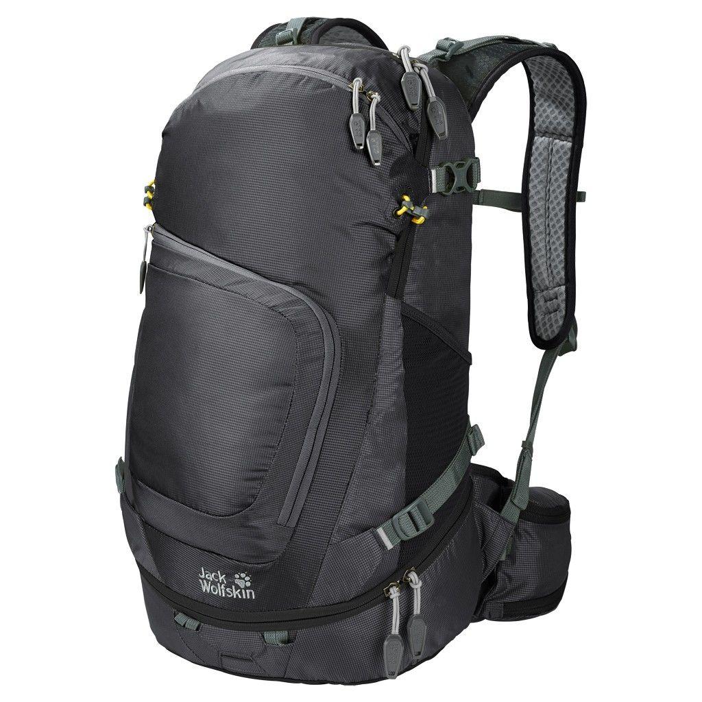 Jack Wolfskin Crosser 26 Pack | Größe 26l |  Alpin- & Trekkingrucksack