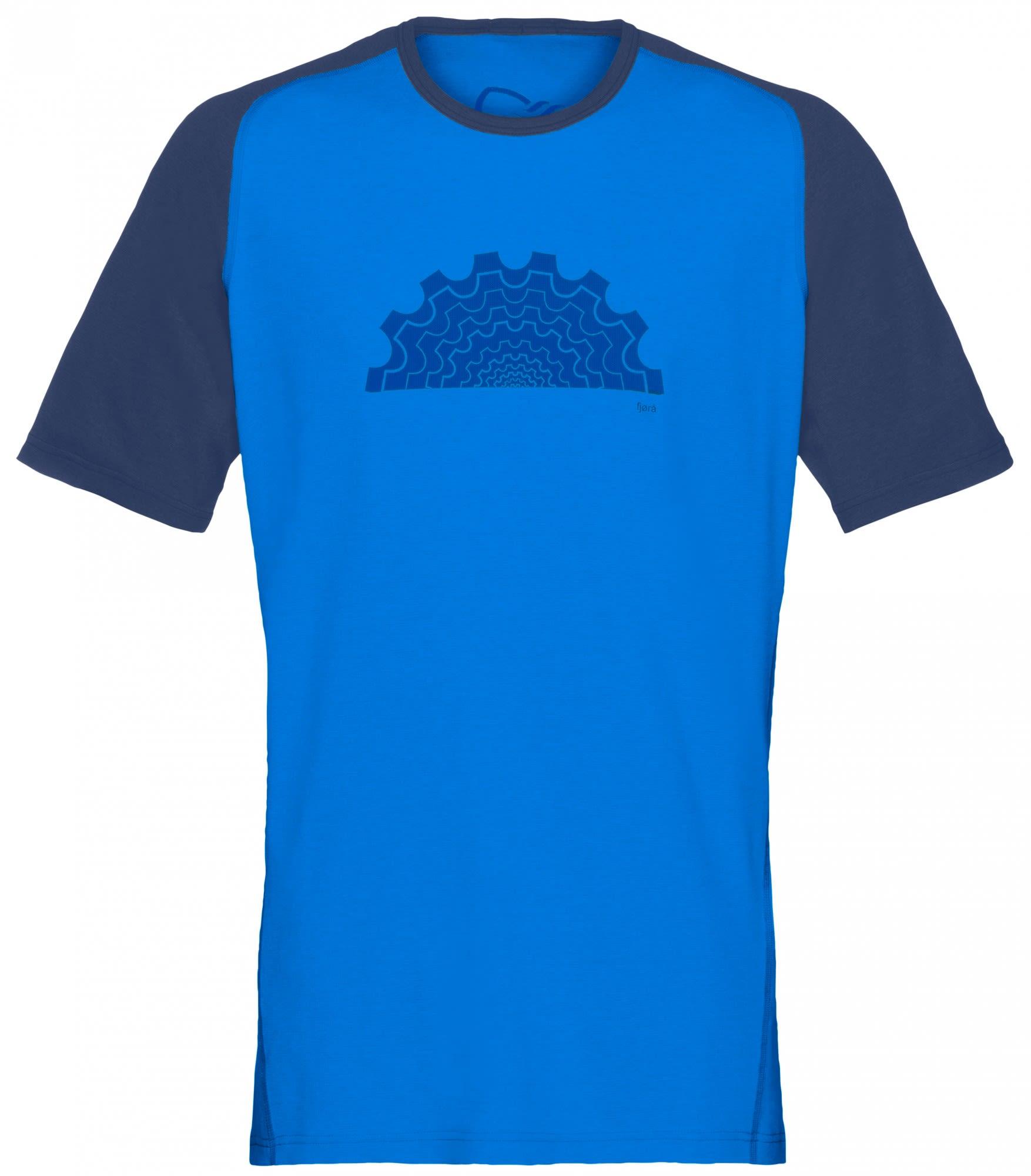 Norrona M FJØRÅ Equaliser Lightweight T-Shirt | Größe S,M | Herren Kurzarm-S