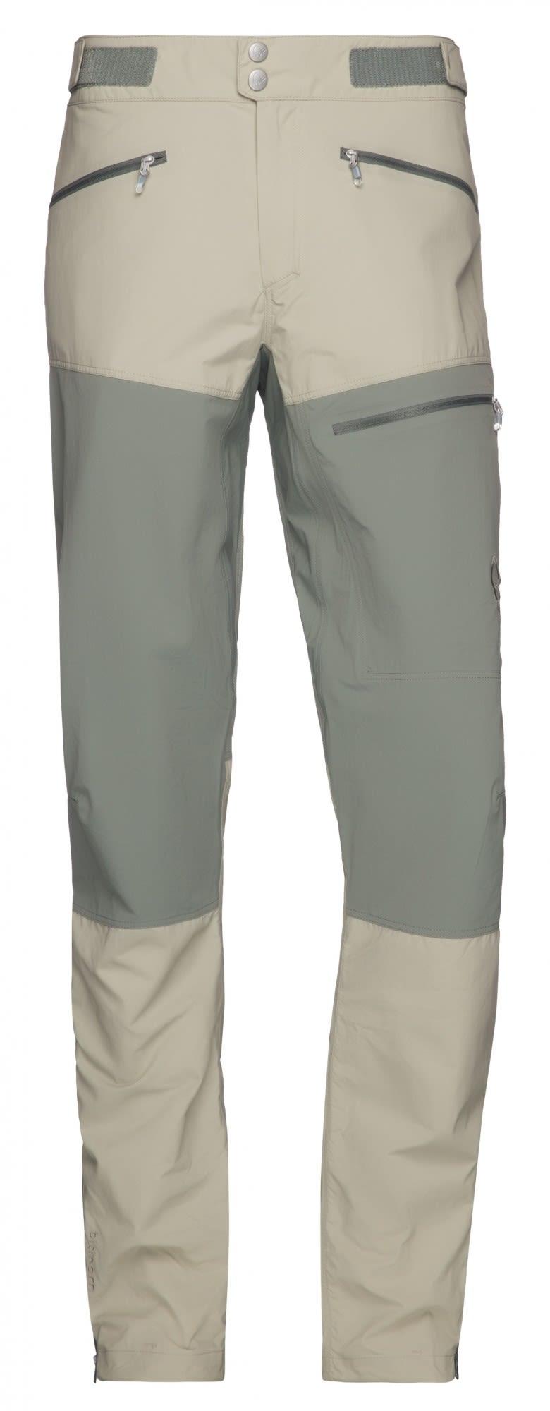 Norrona Bitihorn Lightweight Pants Braun, Male Mens -Farbe Sandstone, M