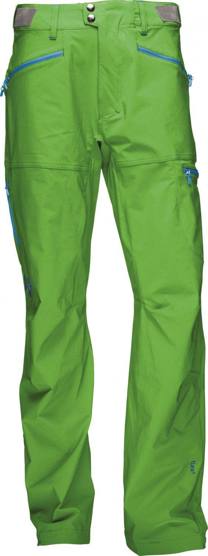 Norrona Falketind Flex1 Pants Grün, Male S -Farbe Bamboo Green, S