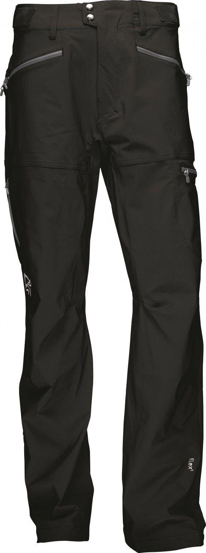 Norrona Falketind Flex1 Pants Schwarz, Male XL -Farbe Caviar, XL