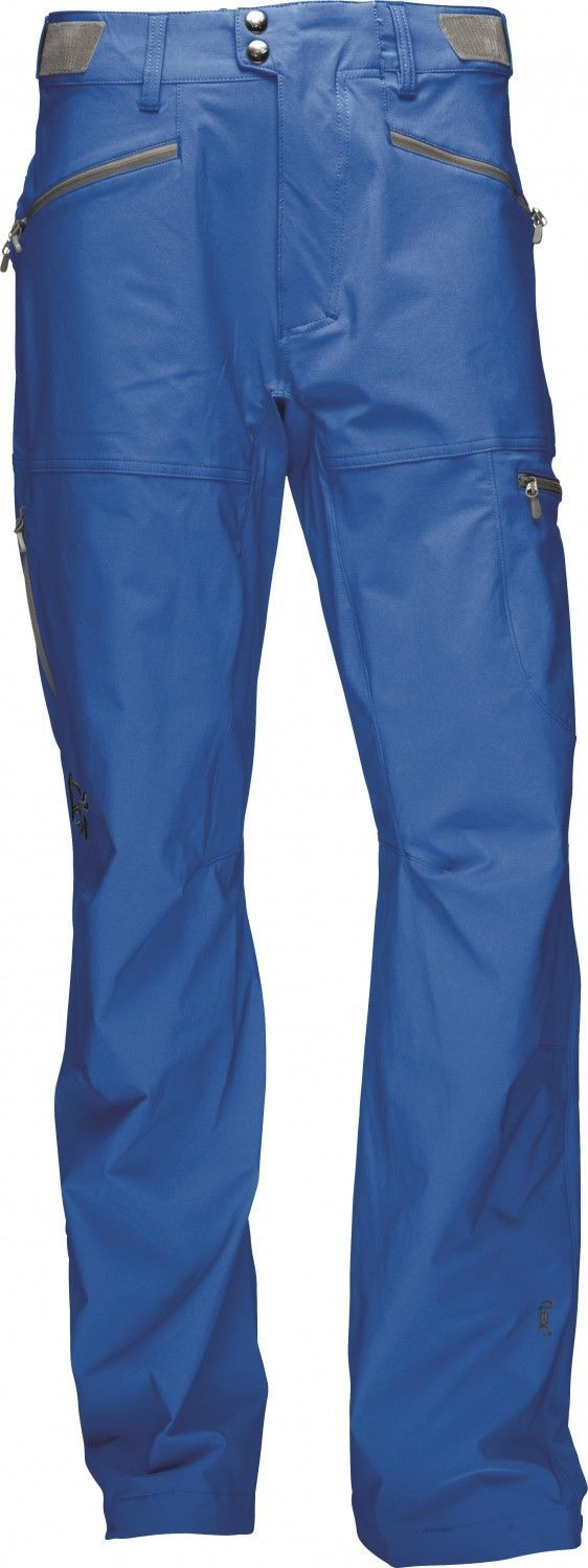 Norrona Falketind Flex1 Pants Blau, Male XXL -Farbe Electric Blue, XXL
