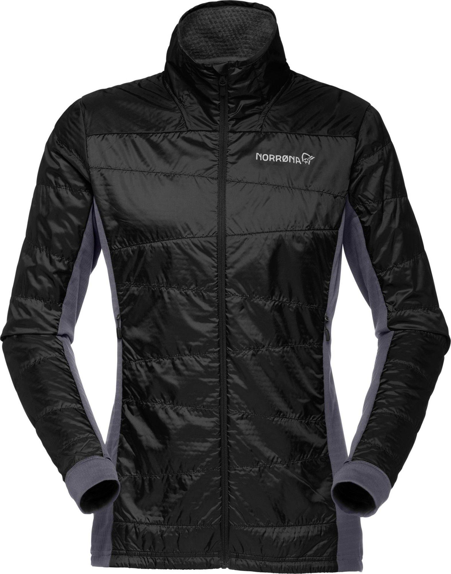 Norrona Falketind Alpha60 Jacket Schwarz, Female Polartec® Freizeitjacke, L