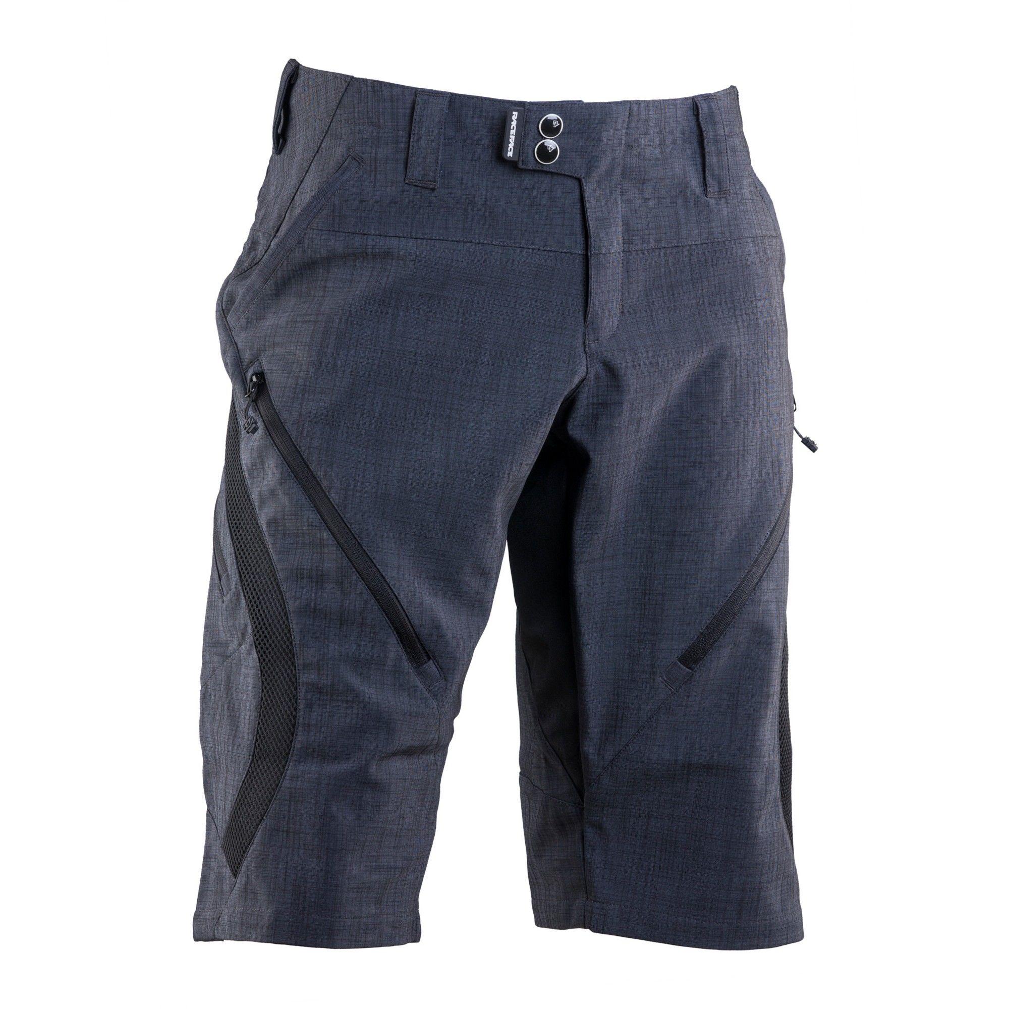 Race Face Ambush Shorts Schwarz, Male S -Farbe Black, S